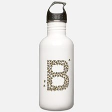 """""""B"""" (made of bees) Water Bottle"""