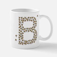 """""""B"""" (made of bees) Mug"""