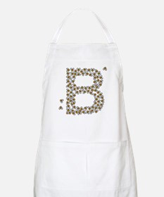 """B"" (made of bees) Apron"