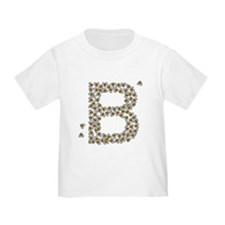 """B"" (made of bees) T"