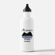 I Climbed HUMBOLDT PEAK Water Bottle
