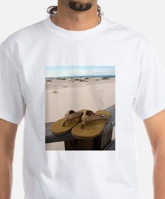 Flip Flops on Vacation Shirt