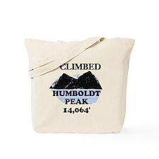 I Climbed HUMBOLDT PEAK Tote Bag