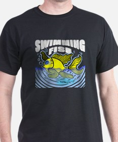 Swimming Fish T-Shirt