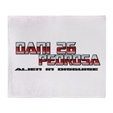 DPTransformers2 Throw Blanket