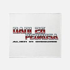 DPTransformers2 Throw Blanket