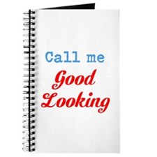 Call me Good Looking Journal