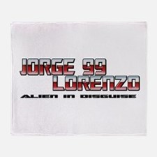 JLTransformers2 Throw Blanket