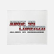 JLTransformers2 Throw Blanket