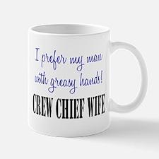 Crew Chief Wife Home/Office Mug