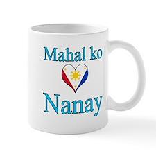 I Love Mom (2) (Filipino) Mug