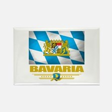 Bavaria Pride Rectangle Magnet