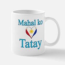 I Love Dad (2) (Filipino) Mug