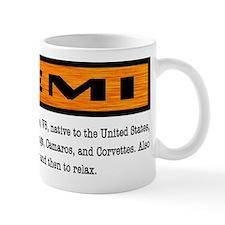 HEMI definition Mug