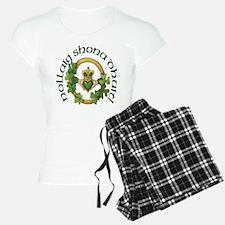 Christmas Claddagh Pajamas