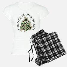 Christmas Celtic Triskele Pajamas