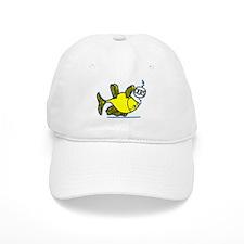 OOPS Upside Down Fish Baseball Cap