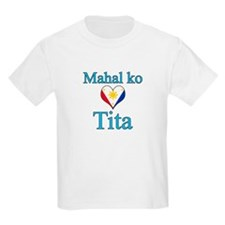 I Love Aunt (Filipino) T-Shirt