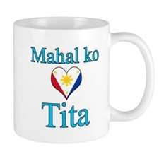 I Love Aunt (Filipino) Mug