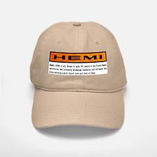 HEMI definition Baseball Baseball Cap