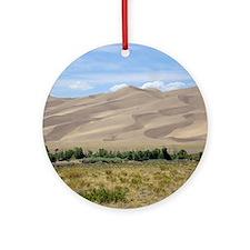Sand Dunes Ornament (Round)