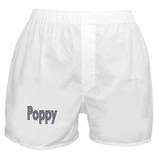POPPY metal Boxer Shorts