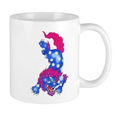 Foo Dog Tattoo Mug