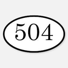 504_bumper Decal