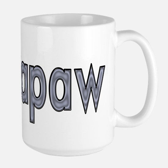 PAPAW metal Large Mug