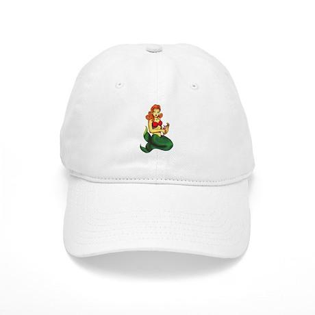 Mermaid Tattoo Cap