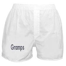 GRAMPS metal Boxer Shorts