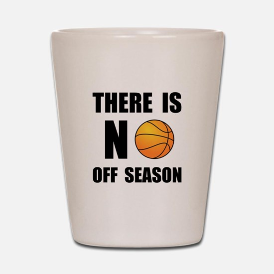 Funny Basket ball Shot Glass