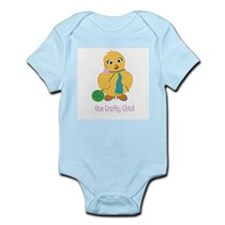 Crafty Chick Infant Creeper