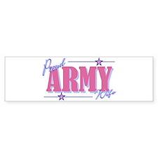 Proud Army Wife Bumper Bumper Sticker