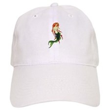 Mermaid Tattoo Baseball Cap