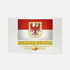 Brandenburg Pride Rectangle Magnet