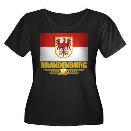 Brandenburg Pride Women's Plus Size Scoop Neck Dar