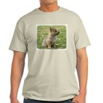 Swedish Vallhund Pup 9Y165D-131 Light T-Shirt