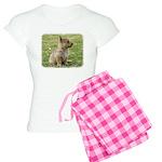 Swedish Vallhund Pup 9Y165D-1 Women's Light Pajama