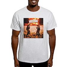LOWdown Ash Grey T-Shirt