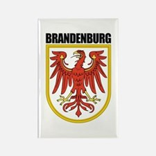 Brandenburg COA Rectangle Magnet