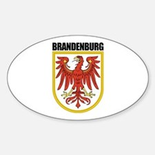 Brandenburg COA Decal