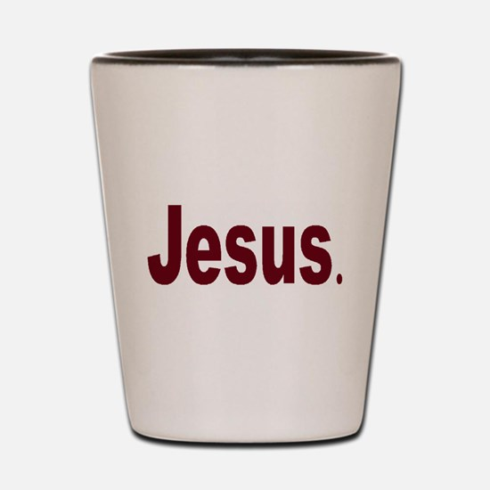 Unique Jesus Shot Glass