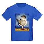 Modena Silver Gazzi Kids Dark T-Shirt