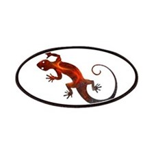 Fire Red Gecko Patches