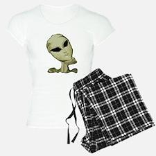 DAY DREAMING ALIEN Pajamas