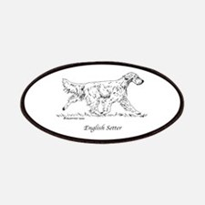 English Setter Patches