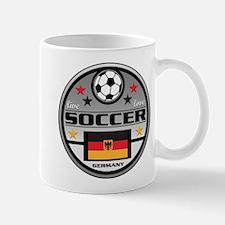 Live Love Soccer Germany Mug