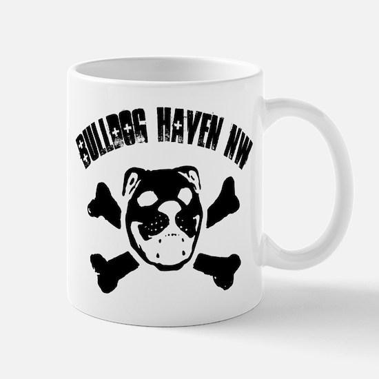BHNW Skull Duo Mug