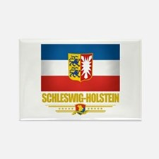 Schleswig-Holstein Pride Rectangle Magnet